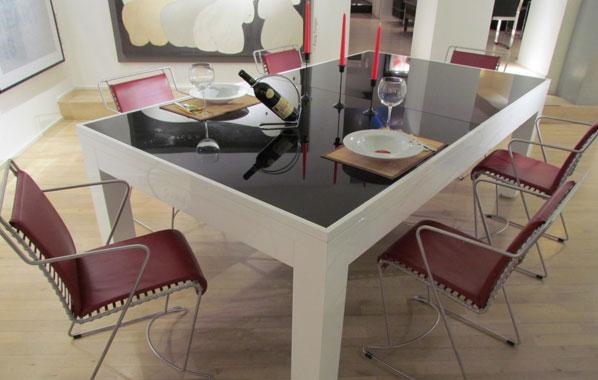 billardtisch lewis in edlem design busch billards. Black Bedroom Furniture Sets. Home Design Ideas