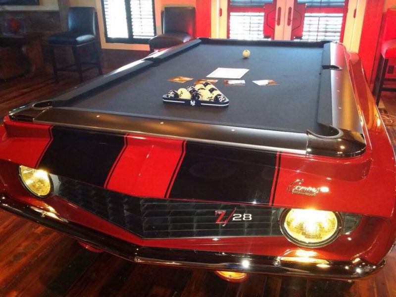 poolbillard 1969 camaro busch billards. Black Bedroom Furniture Sets. Home Design Ideas