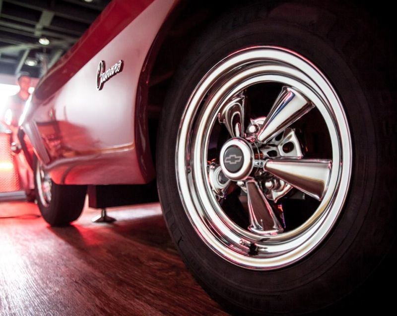 Billardtisch 1969 Camaro